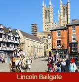 Things to do in Lincoln - what's on in Lincoln including events and things to see and do.